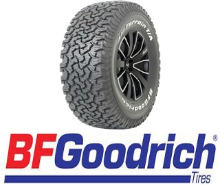 BF Goodrich Radial T/A 275/60R15 107S