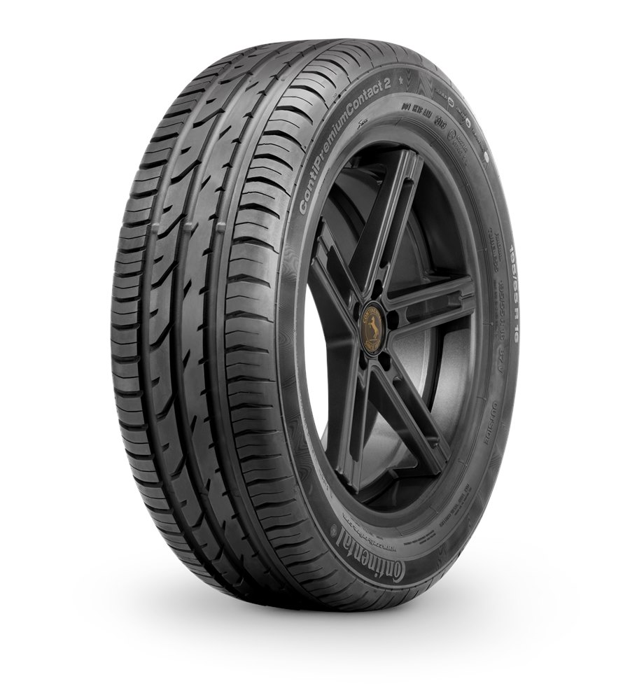 CONTINENTAL PREMIUM CONTACT 2 215/60R17 96H