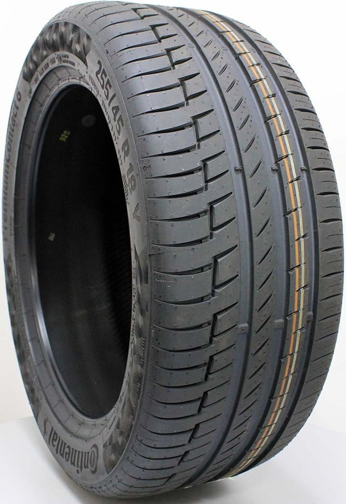 CONTINENTAL PC6 255/60R17 106V
