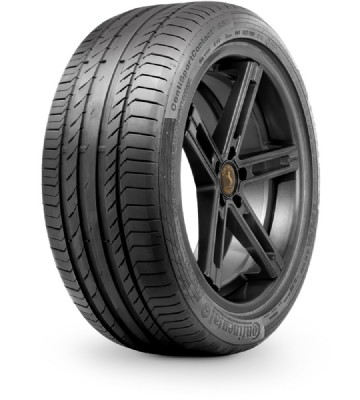 CONTINENTAL SPORT CONTACT 5 SSR 225/40R19 93Y