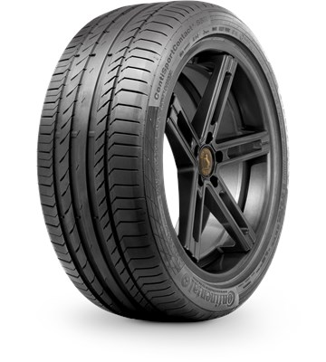 CONTINENTAL CSC5 235/40R18 95Y MO