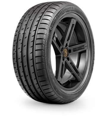 CONTINENTAL CSC3 285/35R18 101Y MO