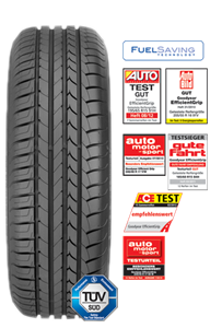 צמיגי גודיר 245/45R17 95W EFFICIENTGRIP MO FP XL TL